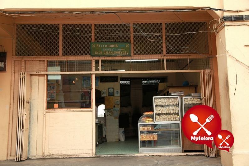 bakery jalan dhoby johor