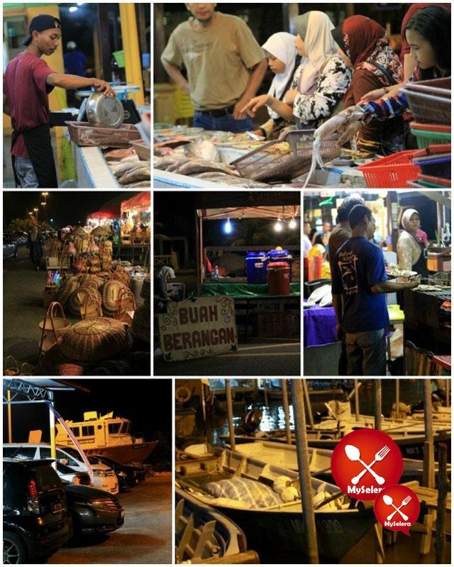 Medan Ikan Bakar Umbai Melaka