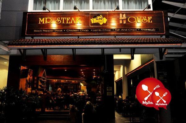 Mr Steak House Shah Alam