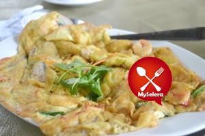 restoran tupai-tupai foo yong egg
