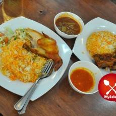 Restoran Nasi Arab Rawani Hadramout, Gombak