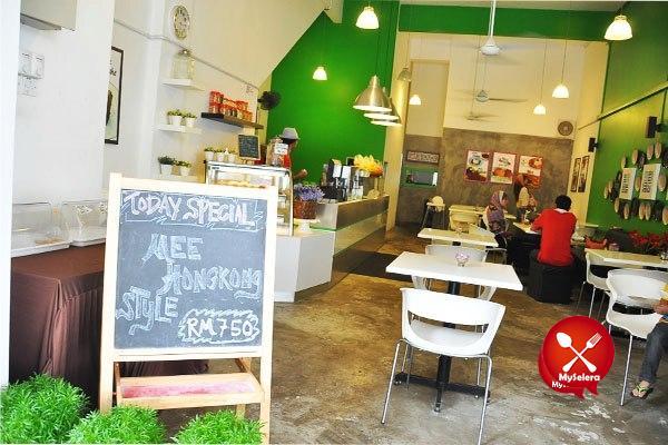 Tumes Cafe Cheras