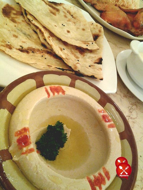 Al Rawsha Hummus