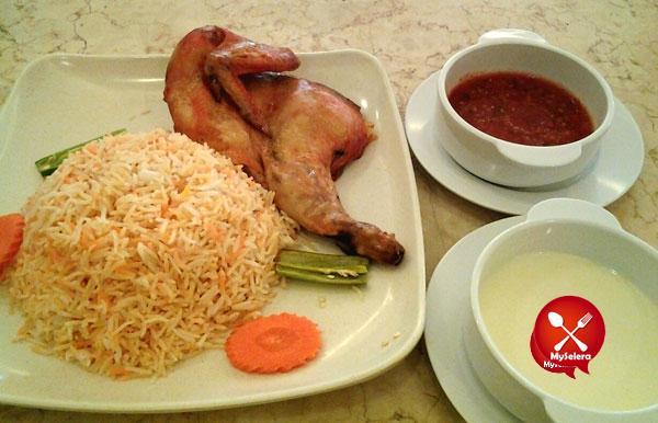 al rawsha chicken mandy