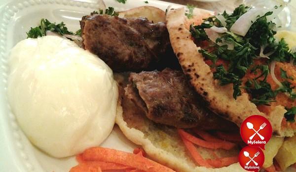 Al Rawsha lamb kebab