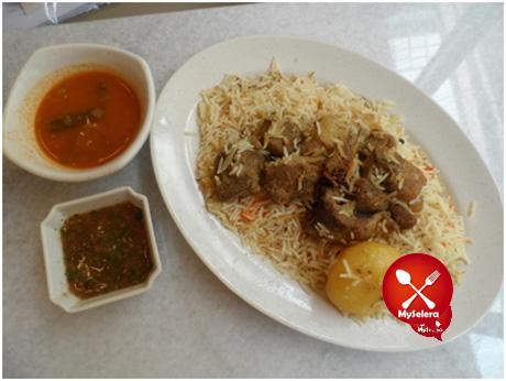 D'Zurbiyan Lamb Rice RM22