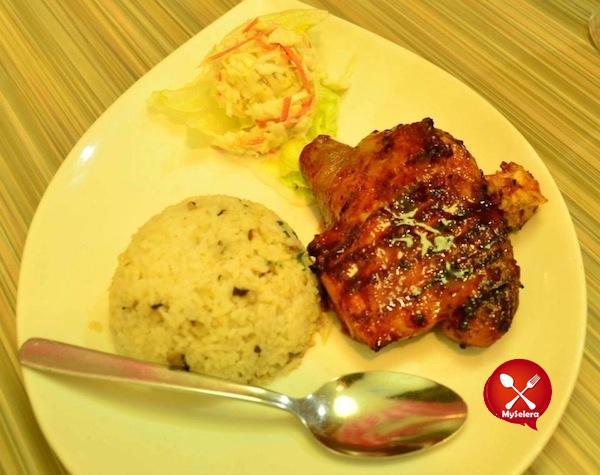 BBQ Chicken-OU