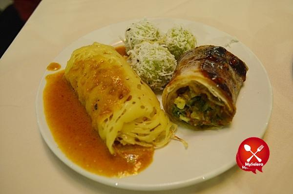 Roti Jala, Kebab dan juga onde-onde