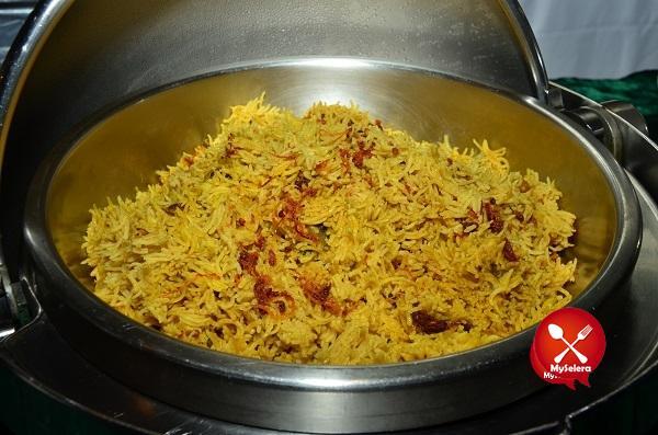 Nasi Bukhari Daging