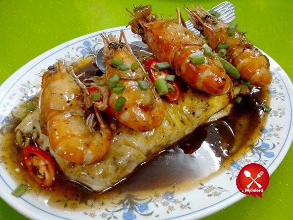Restoran Mee Kari Udang Galah Resepi Haji Saharudin