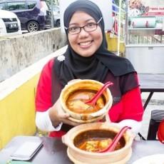 Asam Pedas Mak Kiah Tradisi Johor, Shah Alam. Rasa Asli Muar!