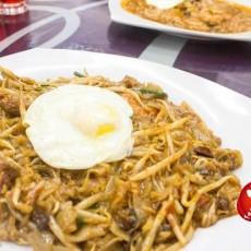 Char Koay Teow Goreng di Char Koay Teow Simply Delicious Serina Redzuawan