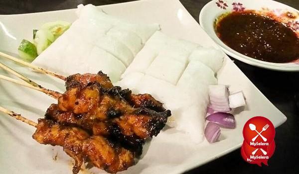 Sate Ayam Sedap di Bukit Tok Beng Kuala Terengganu 1
