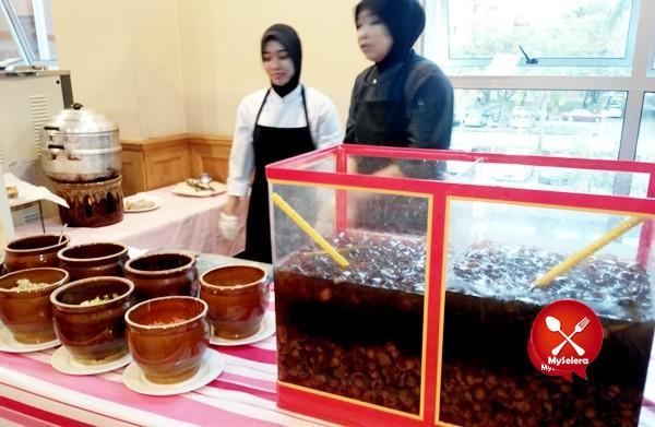 Air Mata Kucing Buffet Ramadhan Hotel De Palma Shah Alam 4