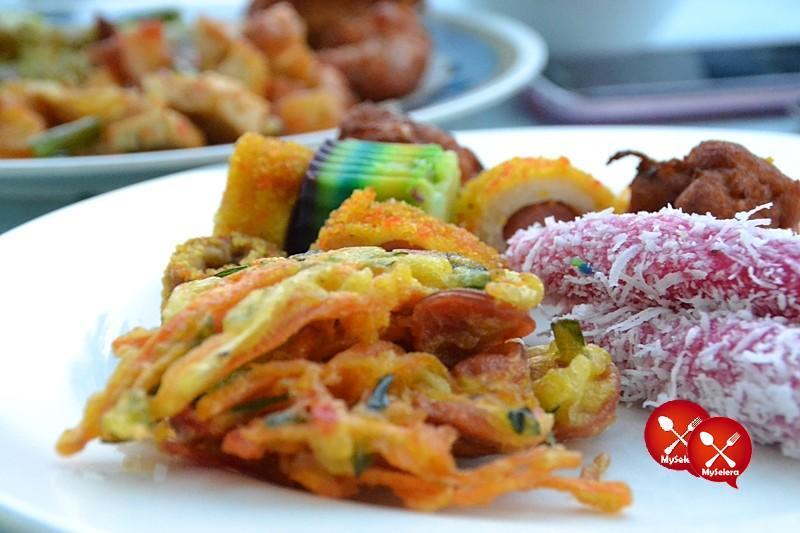 Buffet Ramadhan D'Kampung Cafe RM33.90