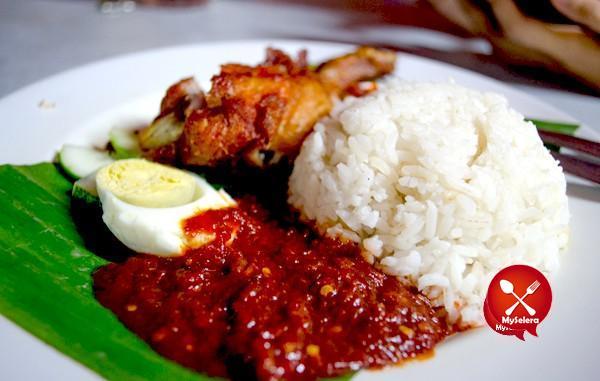 Nasi Lemak Sedap KL Nasi Lemak Famous, Bangsar-7