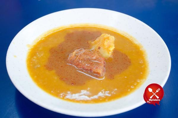 Roti Canai Popular Kuala Lumpur di Lan Roti Canai-1