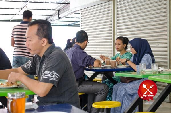 Roti Canai Popular Kuala Lumpur di Lan Roti Canai-4