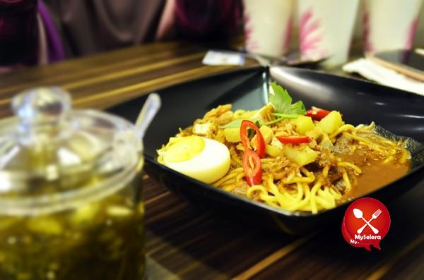 Mee Rebus Super Bowl Delights Sungei Wang Plaza