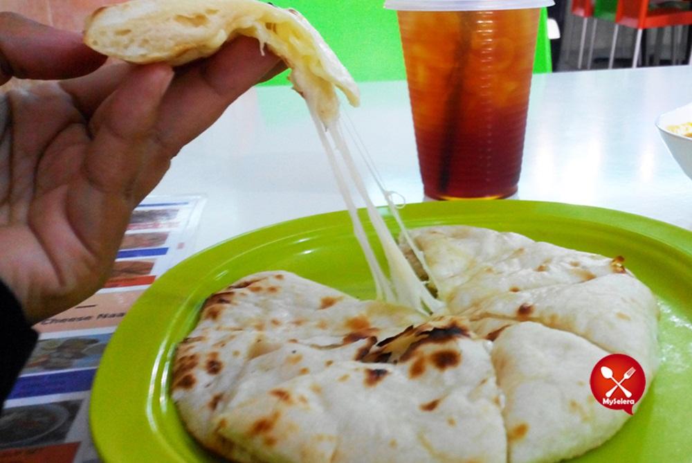 Best Cheese Naan di Kuala Lumpur RSMY Best Cheese Naan 1