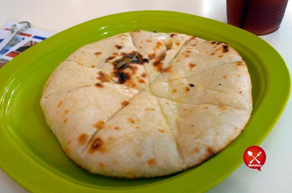 Cheese Naan Sedap di Kuala Lumpur RSMY Best Cheese Naan 1