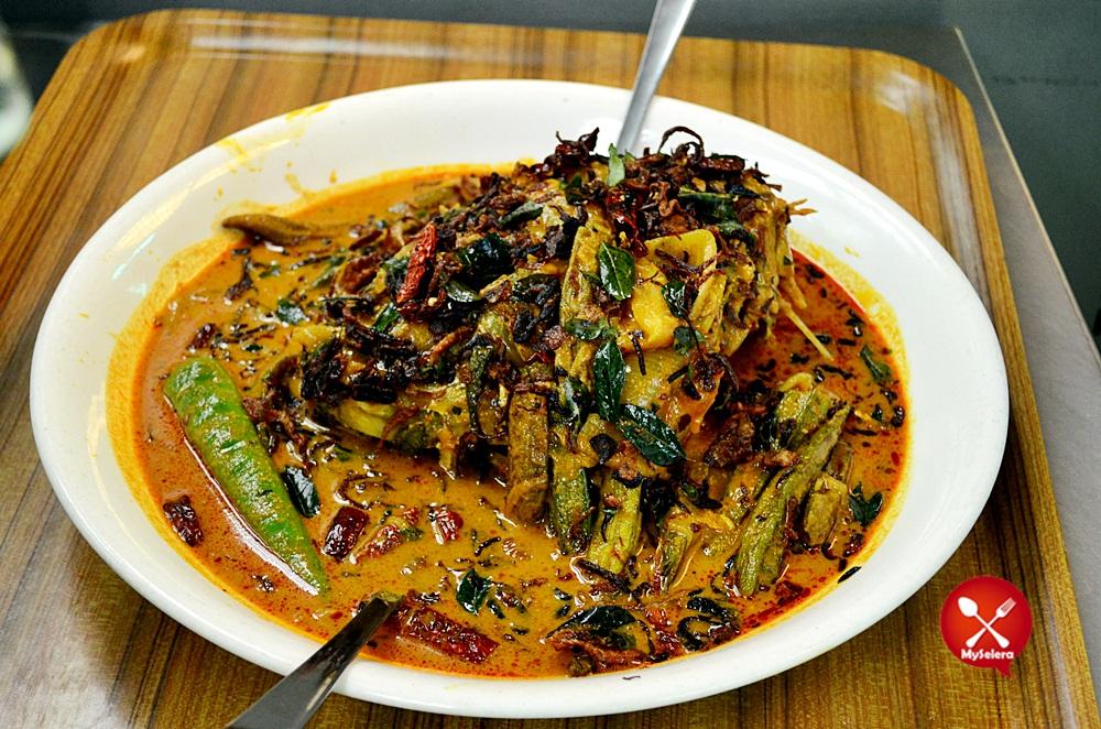 Kari Kepala Ikan Original Kayu Nasi Kandar