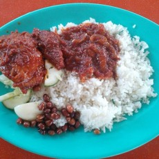 Nasi Lemak Kampung Melaka, Hulu Langat 2