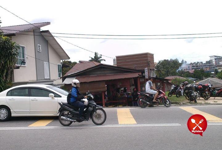 Nasi Lemak Kampung Melaka, Hulu Langat 3