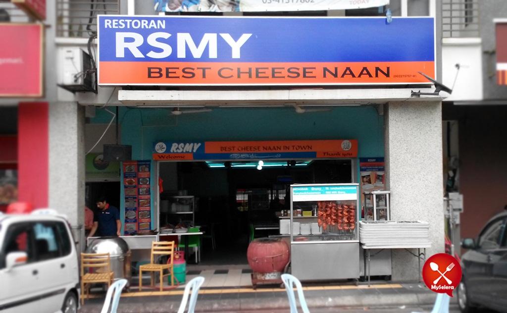 Restoran RSMY Best Cheese Naan 1
