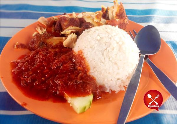 Sambal Special Nasi Lemak Warung Rindu 2