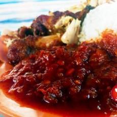 Sambal Special Nasi Lemak Warung Rindu