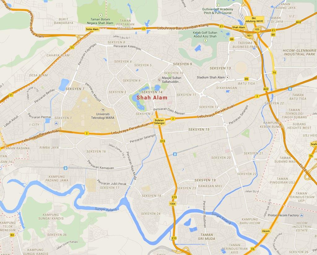 Tempat Makan Sedap Di Shah Alam. Sangat Best & Menarik!