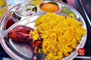 Nasi Briyani Tandoori Restoran Kapitan Lebuh Chulia, Penang