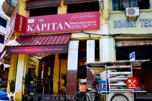 Restoran Kapitan Lebuh Chulia, Penang