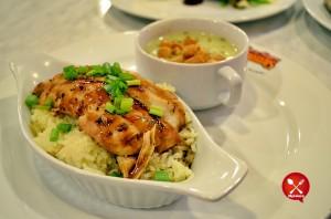 Terific Teriyaki Chicken Rice Kenny Rogers Roaster