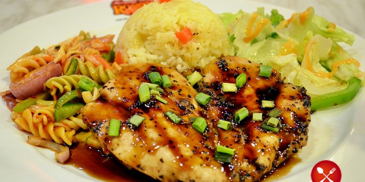 Terrific Teriyaki Chic Steak Kenny Rogers Roaster