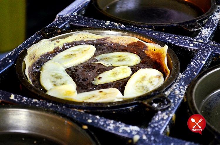 Crispy Apam Balik   Makanan sedap di Pulau Penang