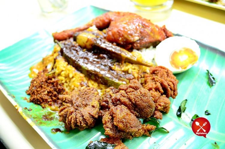 Original Kayu Nasi Kandar, Penang 7