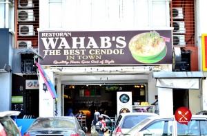 Cendol Wahab Best Cendol In Town, Taman Sri Rampai Wangsa Maju