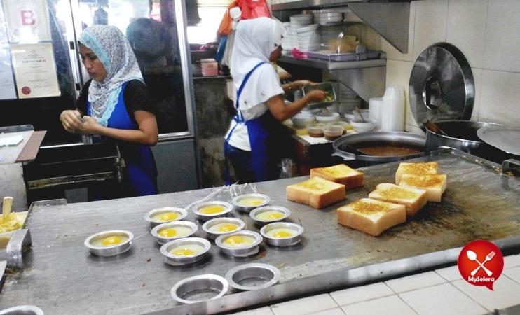 Restoran Kacang Pool Haji Larkin Bomba 2