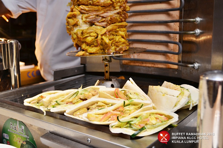 Buffet Ramadhan 2015 Impiana KLCC Hotel