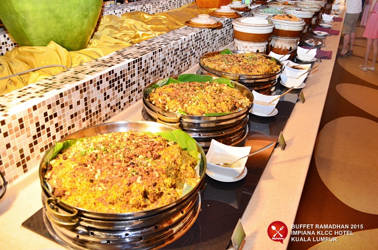 Nasi Briyani Gam Daging Ayam dan Kambing!