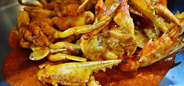 Buffet Ramadhan 2015 Sheraton Imperial Hotel Kuala Lumpur - Chili Crab