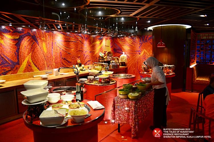 Buffet Ramadhan 2015 Sheraton Imperial Hotel Kuala Lumpur - Chinese Cuisine 1