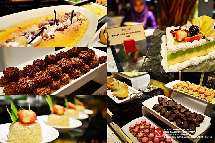 Buffet Ramadhan 2015 Sheraton Imperial Hotel Kuala Lumpur Dessert 1