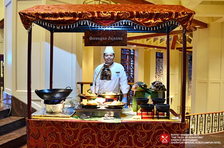Buffet Ramadhan 2015 Sheraton Imperial Hotel Kuala Lumpur