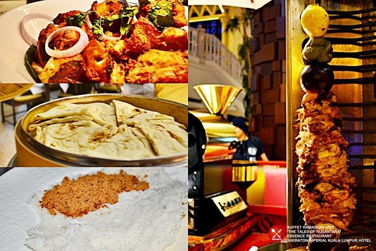 Buffet Ramadhan 2015 Sheraton Imperial Hotel Kuala Lumpur - Hidangan Indian 1