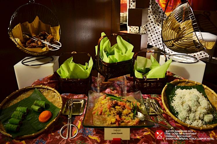 Buffet Ramadhan 2015 Sheraton Imperial Hotel Kuala Lumpur Kuih Muih 2