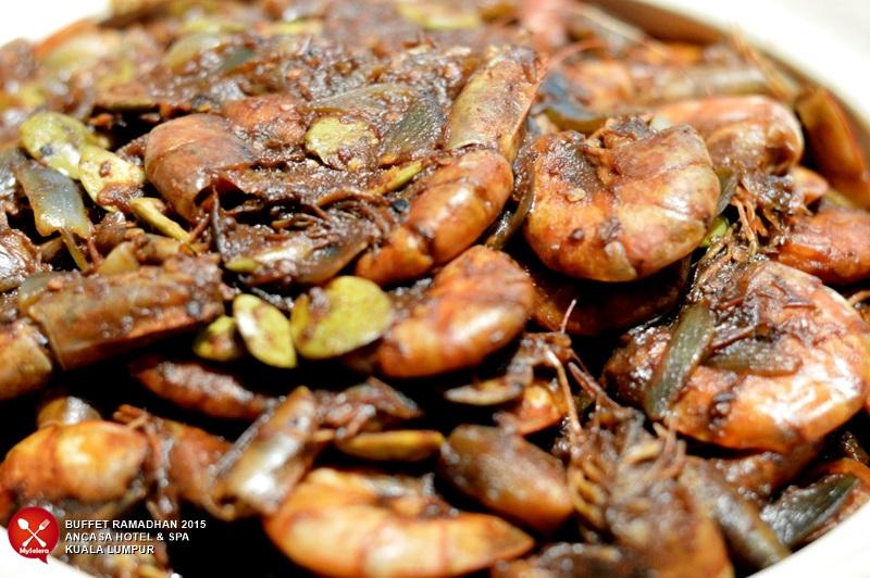 Sambal Udang Petai Buffet Ramadhan 2015 - Ancasa Hotel & Spa Kuala Lumpur -007