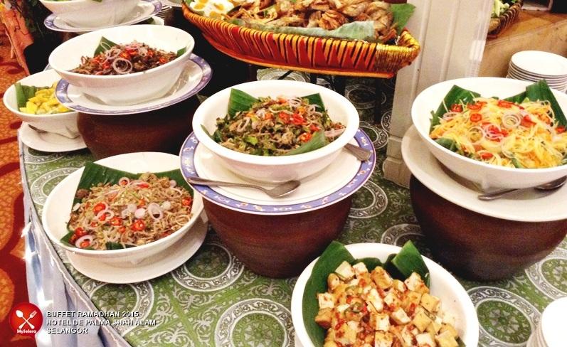 Pembuka Selera Buffet Ramadhan 2015 - De Palma Hotel Shah Alam - 010